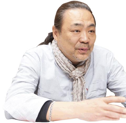 田中義彦代表取締役